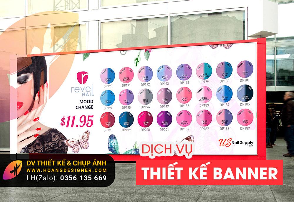 Thiết kế Banner chuyên nghiệp giá rẻ tphcm