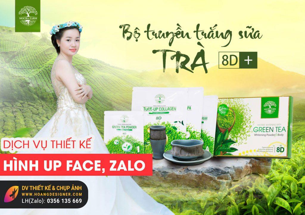 Thiết kế ảnh quảng cáo Facebook Zalo tphcm
